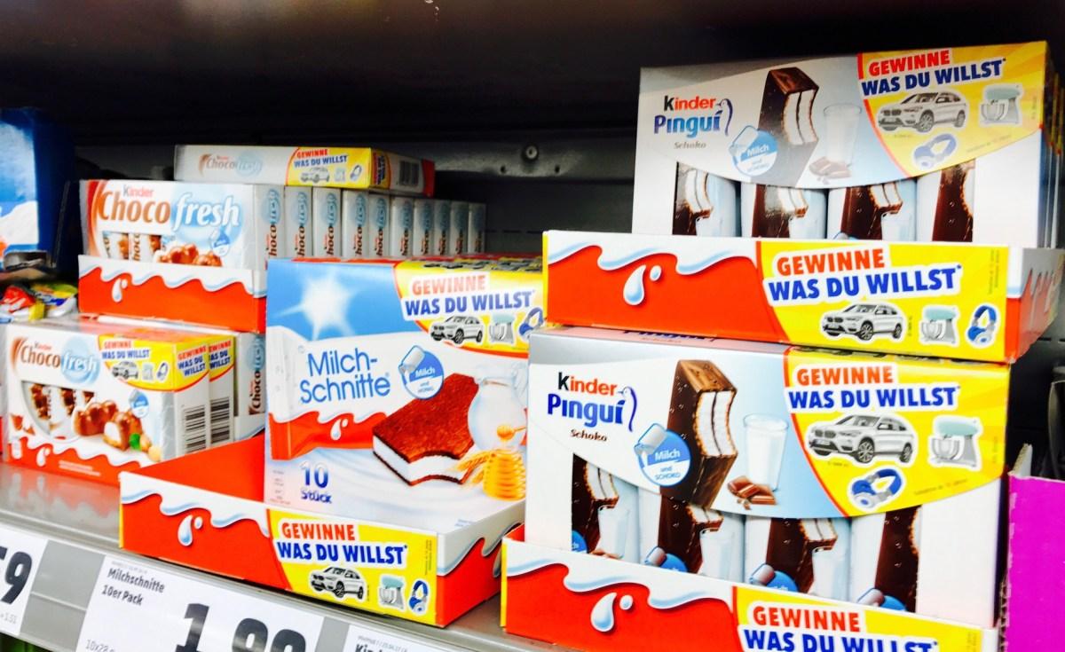 """""""Gewinne was Du willst""""-Aktion von Milchschnitte, Choco Fresh und Pingui im Check"""