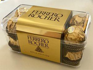 Ferrero Rocher Gold-Edition