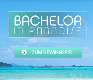 Bachelor in Paradise Aktuelles Gewinnspiel