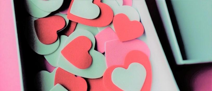 Valentinstag Symbolbild