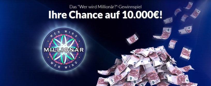 Wer Wird Millionär Gewinnspiel Chance