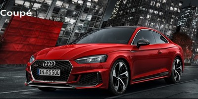 AUDI RS 5 Coupe Audi.de Screenshot
