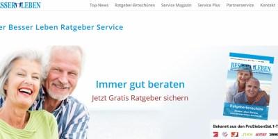 Besser-Leben-Service.de Screenshot