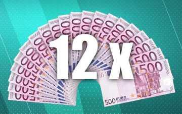 12x 10.000 Euro
