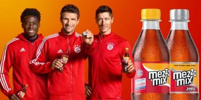 Mezzo Mix FC Bayern Gewinnspiel 2021
