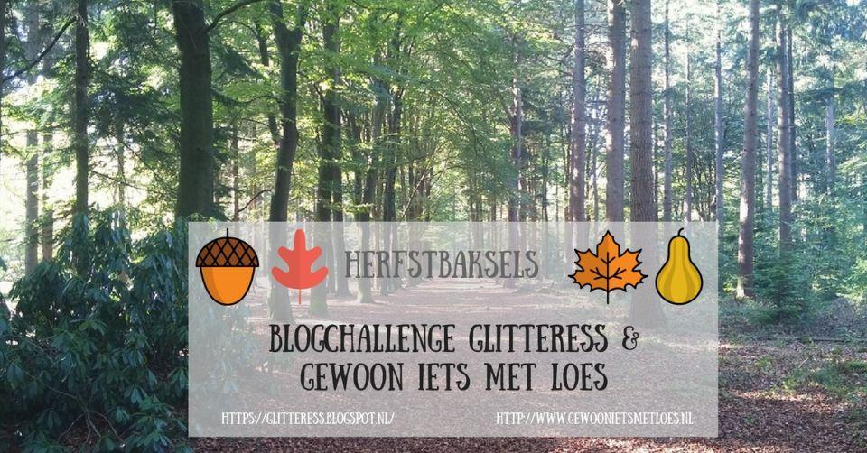 herfstbaksels blogchallenge