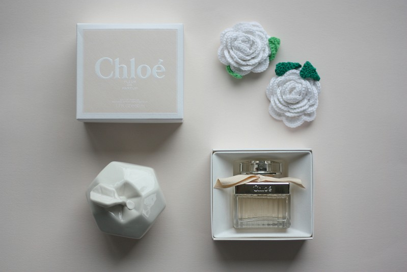 Fleur de parfum van Chloe (1)-