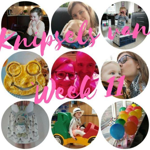knipsels van week 11