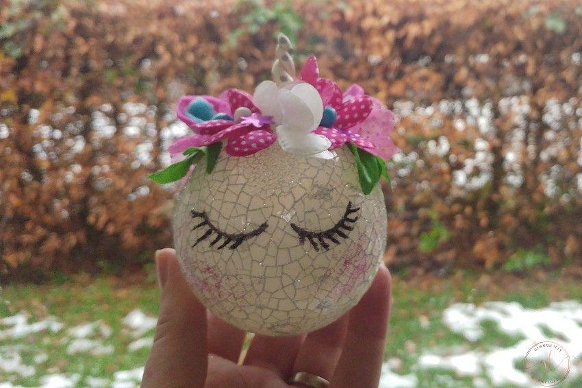 eenhoorn kerstbal (19)-