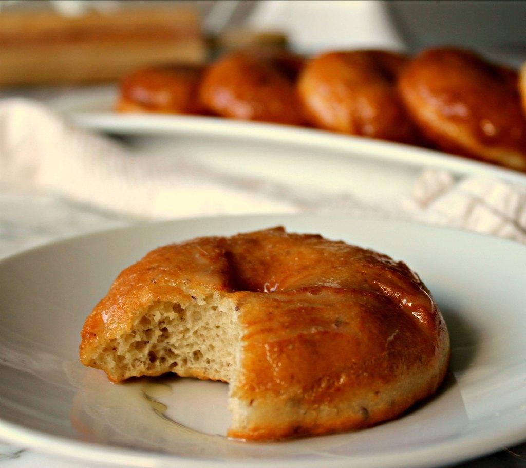 vegan donuts recept