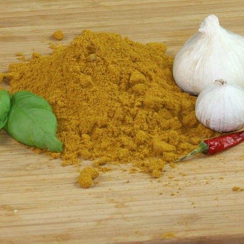 mildes Curry Java