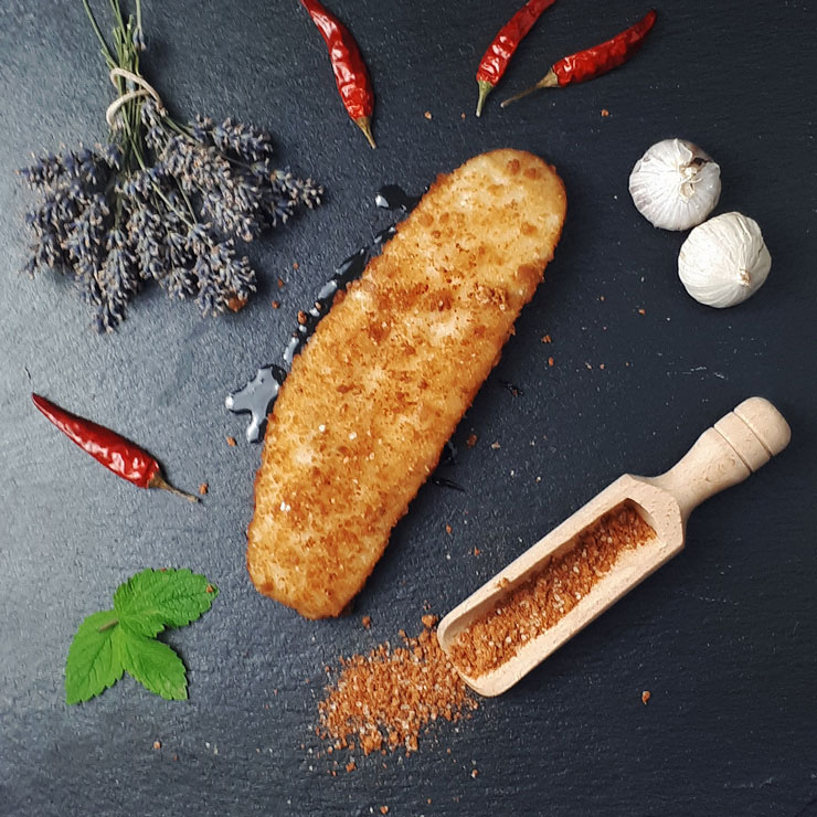 Kibbeling Backfisch-Gewürz