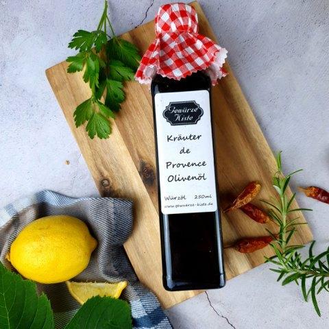 Kräuter de Provence Olivenöl