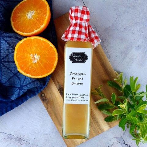 Orangen-Frucht-Balsam