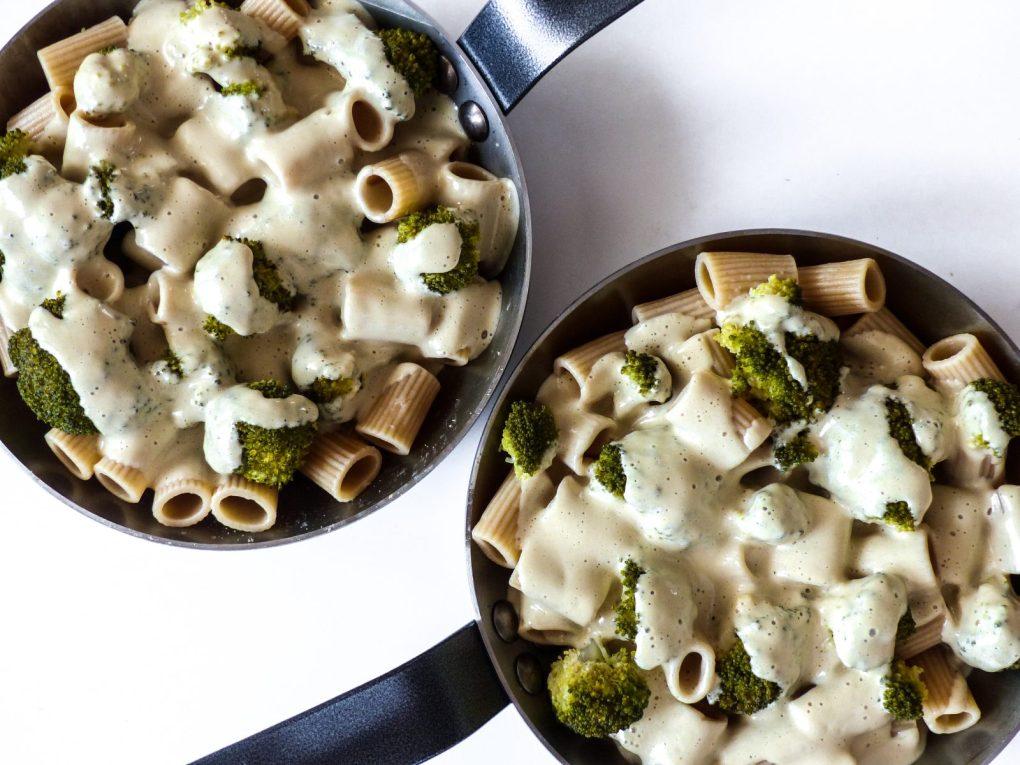 Zubereitung vegane Käsesauce