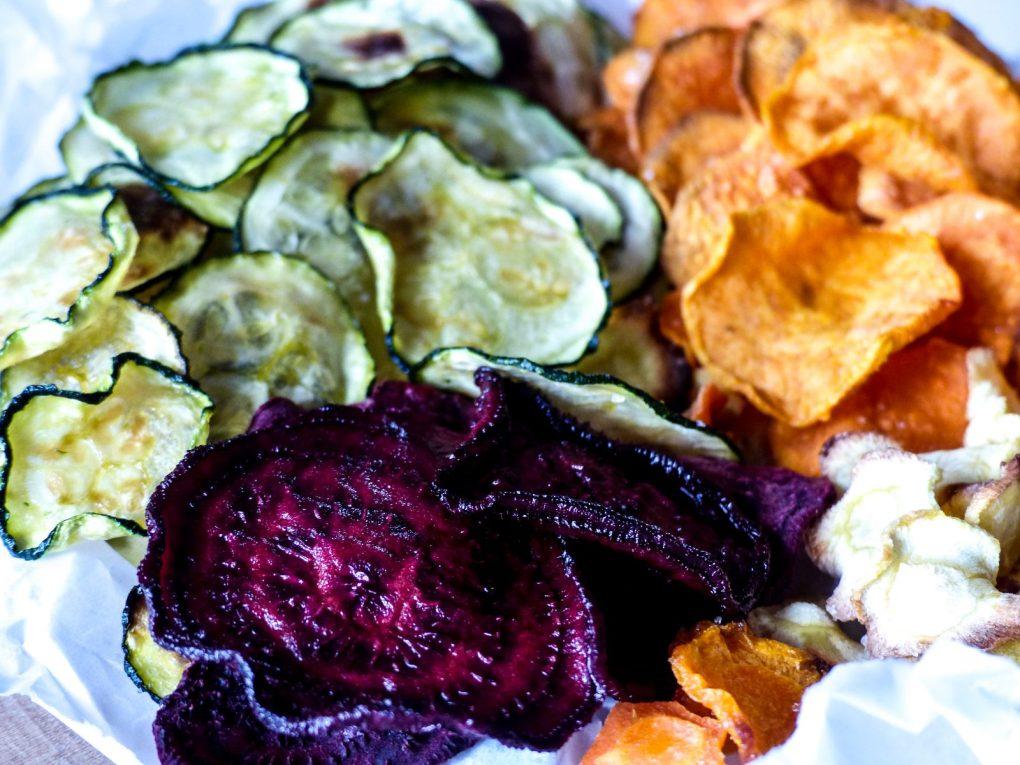 Rezept Gemüsechips Ofen