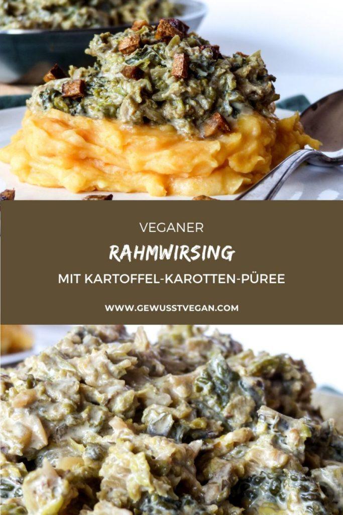 veganer Rahmwirsing