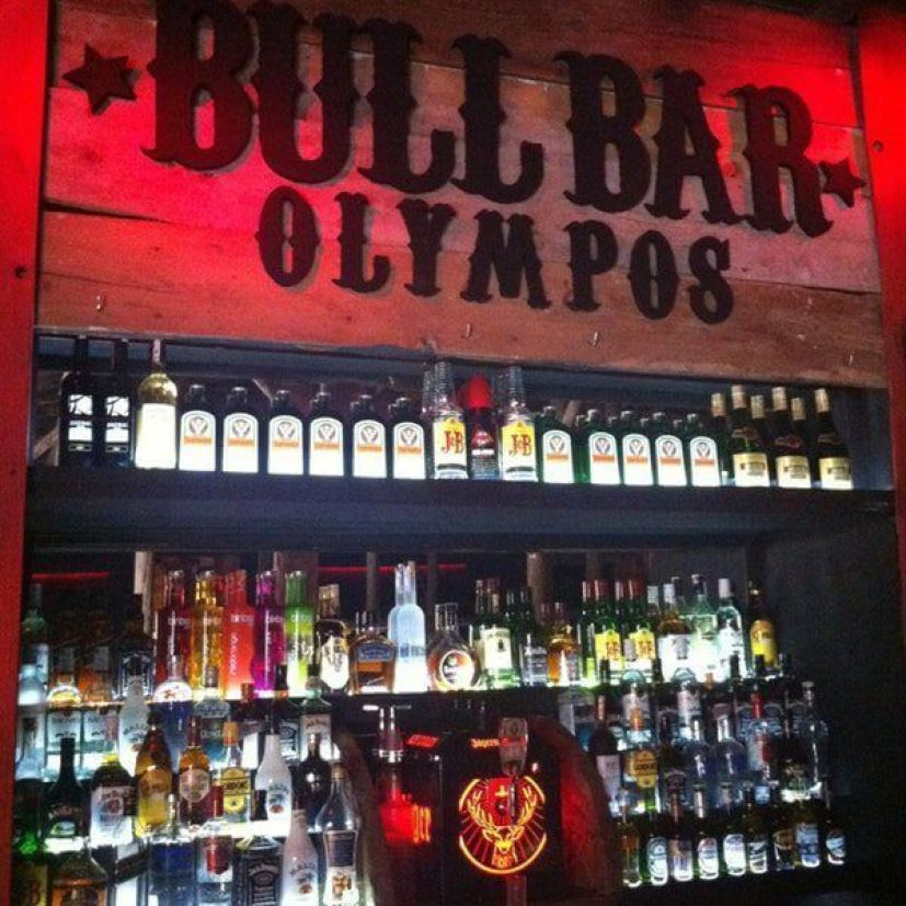 Olimposda Yer alan Bull Bar