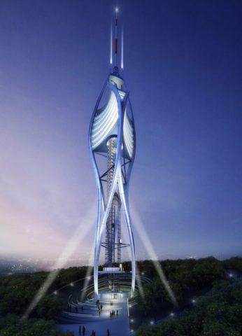 Çamlıca Kulesi