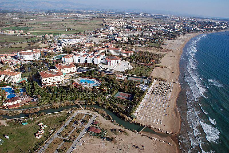 Antalya Mavi Bayraklı Plajlar Ilıca