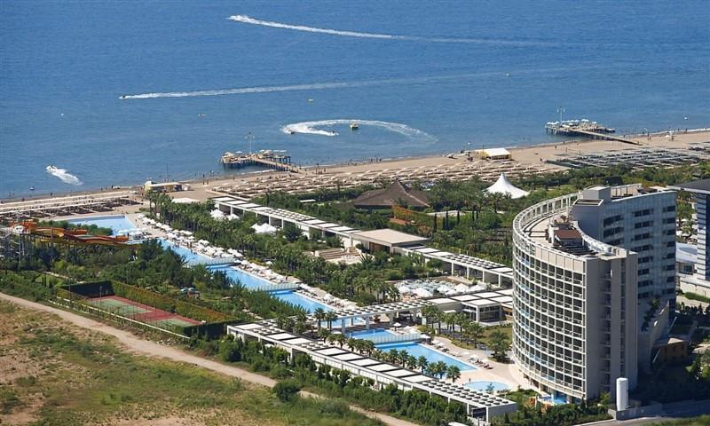 Kundu Plajı Otel