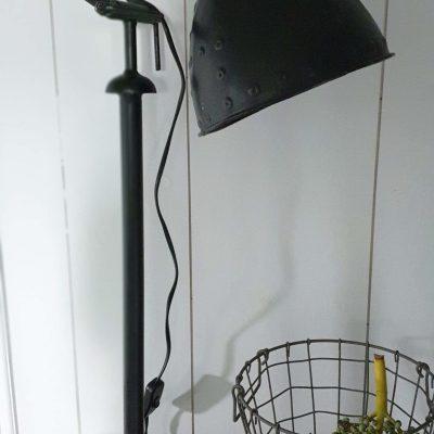 Tafellamp Industrieel zwart