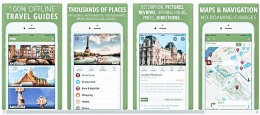 Yurt Dışı İçin En İyi Seyahat Uygulamaları - MTRİP seyahat uygulaması