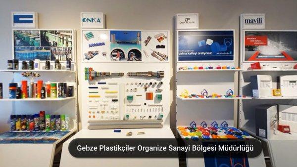 Gebze Plastikçiler Organize Sanayi Bölgesi Müdürlüğü