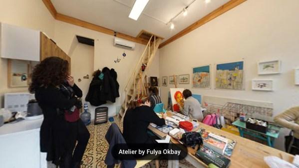 Atelier by Fulya Okbay