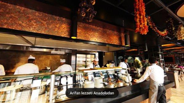 Arifan Restaurant