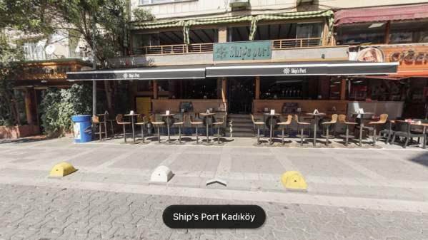 Ship's Port Kadıköy