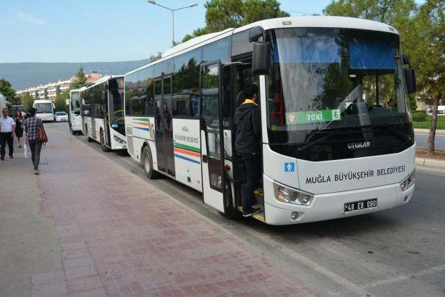 Muğla-Şehir-İçi-Ulaşım-Otobüs