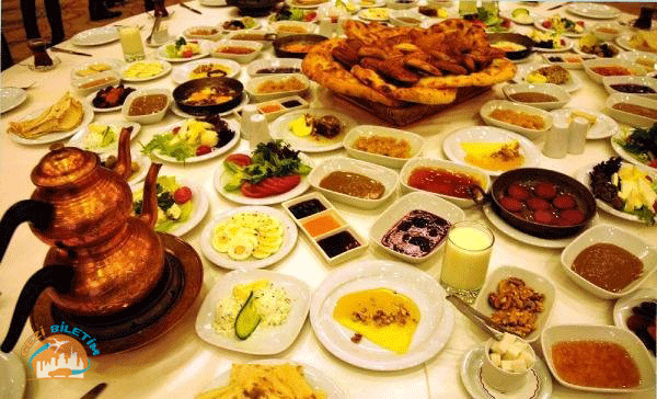 Kars'ın Meşhur Yemekleri-Kars'ın Yöresel Yemekleri