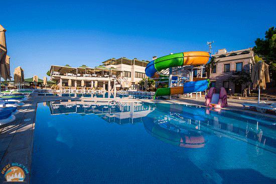 Çanakkale'de Nerede Kalınır - Çanakkale Otelleri - Çanakkale'de Konaklama - Çanakkale Assos Eden Gardens Hotel