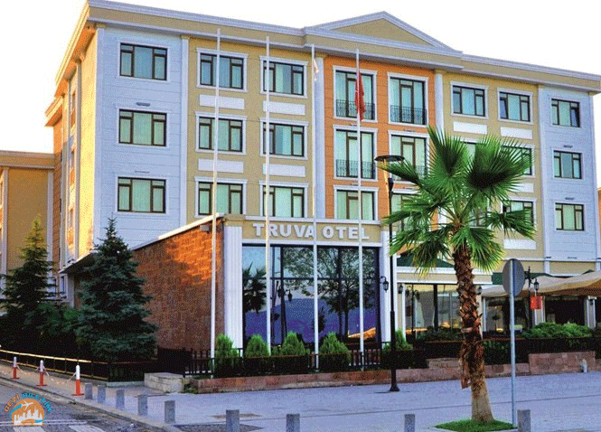 Çanakkale'de Nerede Kalınır - Çanakkale Otelleri - Çanakkale'de Konaklama - Çanakkale Büyük Truva Oteli