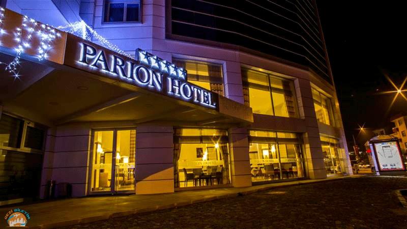 Çanakkale'de Nerede Kalınır - Çanakkale Otelleri - Çanakkale'de Konaklama - Çanakkale Parion Hotel