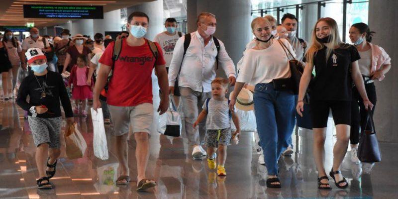 Rus turistlerin gözdesi Muğla oldu