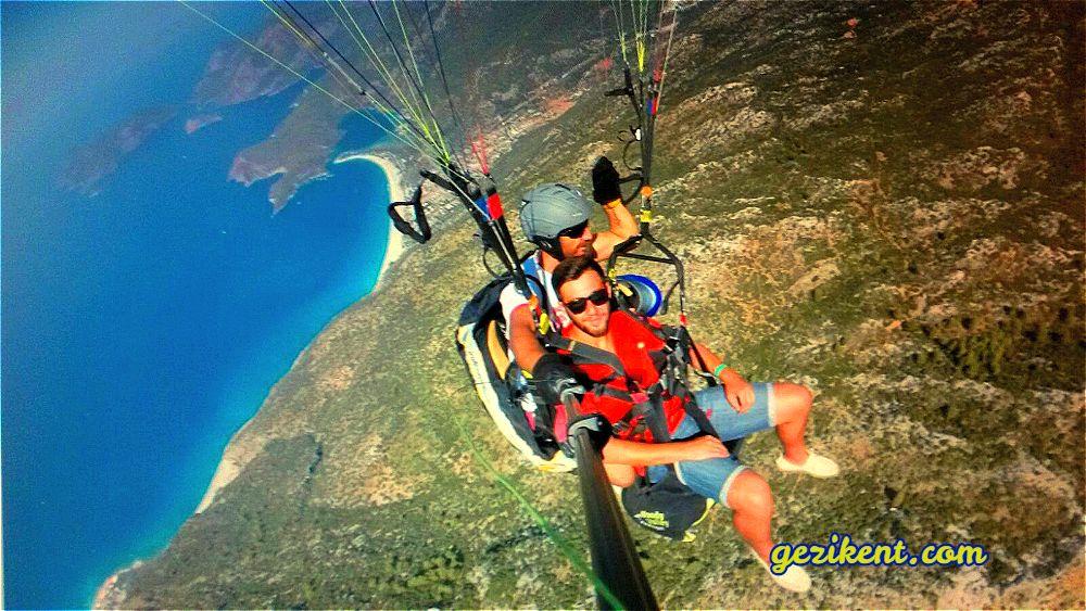 Yamaç Paraşütü İle Uçmak, Özgürlük Bu Olsa Gerek