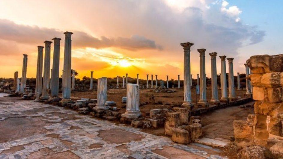 Salamis Antik Kenti