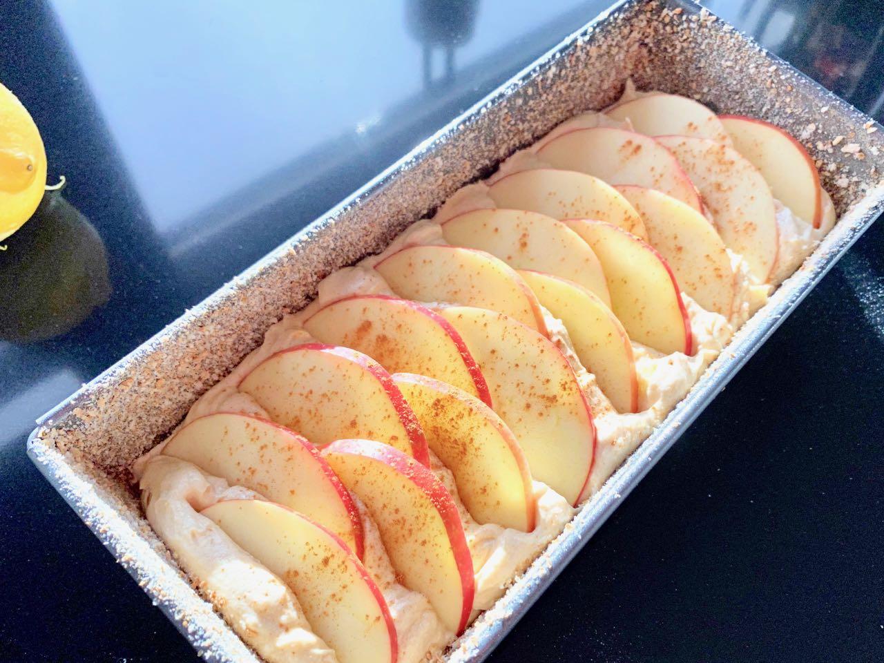 Appelcake