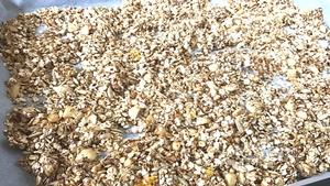 granola-bakplaat
