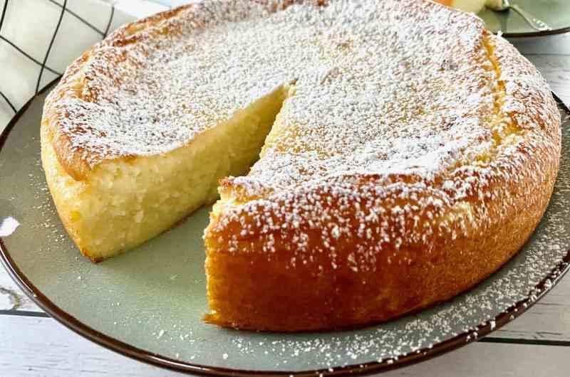 Italiaanse ricotta taart