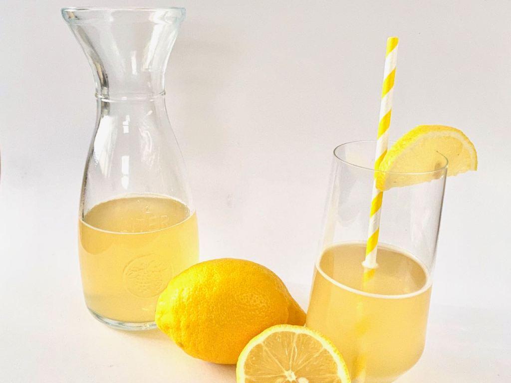 Citroen limonade siroop