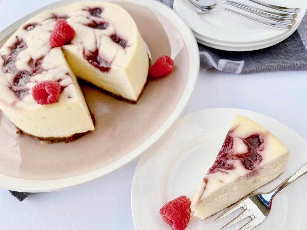 Slowcooker Cheesecake