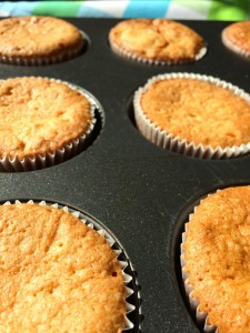 cupcakes in bakblik