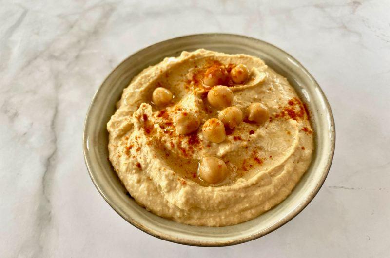 Zelf makkelijk de lekkerste hummus maken