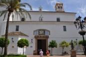 Enkarnasyon kilisesi ön cephesi