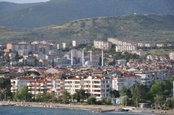 Erdek'in yeni görüntüsü