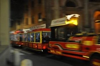 Şehir içi tur treni