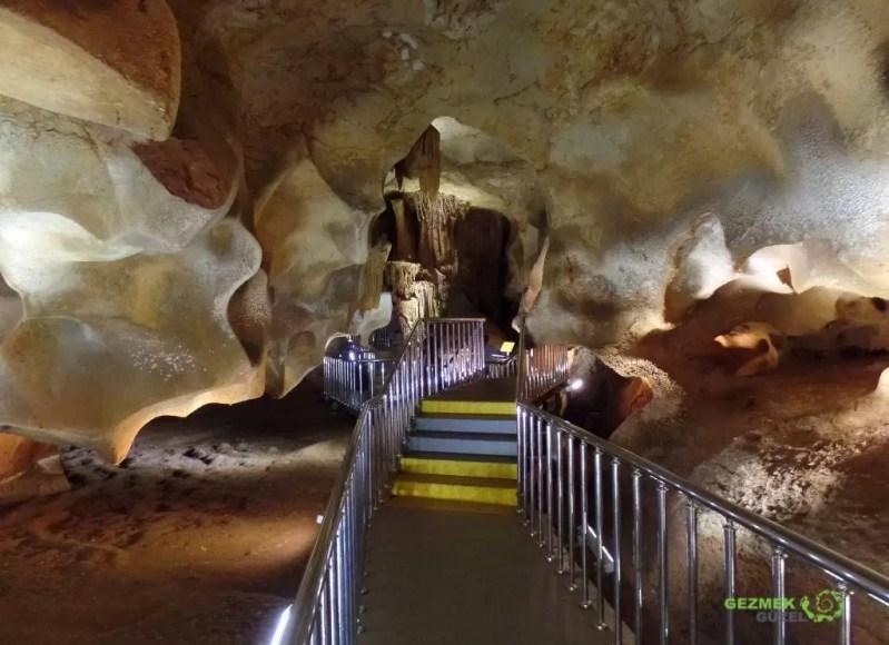 Taşkuyu Mağarası, Mersin Gezilecek Yerler